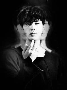 Bts Black And White, Black And White Pictures, Bts Jin, Seokjin, Exo, Fanart, Memes, Trapper Keeper, Board