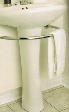PEDESTAL sink TOWEL BAR rack bath BATHROOM hardware by Harmon, http://www.amazon.com/dp/B00117ADBW/ref=cm_sw_r_pi_dp_xBV8rb140KA5E