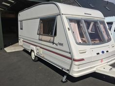 BAILEY PAGEANT Cabriolet Details | Caravan Trader Mobile