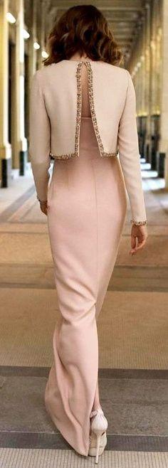 Abito da sera Haute Couture
