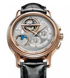 Zenith | Chronomaster Tourbillon El Primero Mondphase Day & Night | Rosegold | Uhren-Datenbank watchtime.net