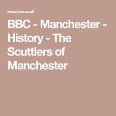 BBC - Manchester - History - The Scuttlers of Manchester