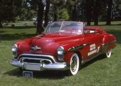 1949 Oldsmobile 88 convertible / Indy Pace Car