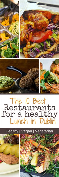 Looking for the best restaurants in Dublin to get a cheap and healthy lunch? Look no further, we have created the ultimate guide for you. Ireland Pubs, Ireland Food, Ireland Travel, Ireland Hiking, Ireland Hotels, Ireland Beach, Dublin Travel, Ireland Vacation, Vegan Dublin