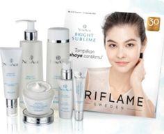 Bisnis Wanita Smart: Oriflame - Bright Sublime Skin Care Set.