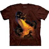 The Mountain Standoff Stand Off Dragon Tee T-shirt (Apparel)By The Mountain