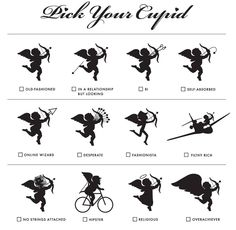 Pick Your Cupid