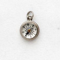 Antique 1890s Petit Houlliot Compass / Rare 19th by GrandpasMarket, €159.90