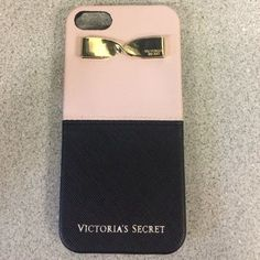 Victoria Secret iPhone 5s phone case BRANDNEW with tag ‼️ cute phone accessories. Selling because I'm getting a iPhone 6s. No flaws. Took of of box to show details. Super cute Victoria's Secret Intimates & Sleepwear