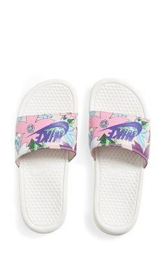 Nike 'Benassi JDI' Print Slide Sandal (Women) | Nordstrom