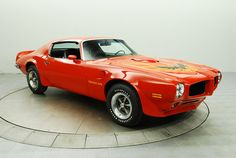 1973 Pontiac Trans Am Super Duty | RK Motors Charlotte – Collector and Classic Cars for Sale