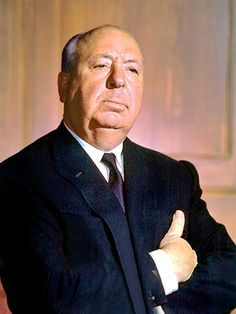 CINEMA MASTER who won just one Golden Globe for Television - in addition to Lifetime Achievement, Cecil B. DeMille Award.  ALFRED HITCHCOCK | Golden Age of Hollywood