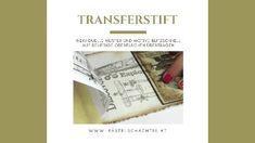 Wenn ihr schon mal mit unserem Transfermittel gearbeitet habt, werdet ihr wissen, wie einfach man damit Muster und Motive auf Oberflächen zu übertragen kann 😊 Mit unserem Transferstift legen wir nochmal nach und machen diese Basteltechnik noch einfacher für euch 🤩 Einfach das Transferpapier auf die gewünschte Stelle legen, festkleben, mit dem Transferstift nachzeichnen - und fertig! 😍 Überzeugt euch selbst und holt euch gleich unseren Transferstift für euer nächstes Bastelprojekt 😊 Personalized Items, Decor, Paper, Latest Technology, Canvas Frame, Tips And Tricks, Knowledge, Simple, Patterns