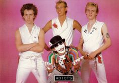 The Adicts, 1983