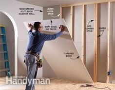 Simple tricks for fast, flawless drywall finishing