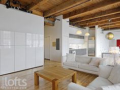 Boston Lofts by LoftsBoston.com, Inc. >> Boston Residential Loft Sale >> 43 Charlton Street #B402
