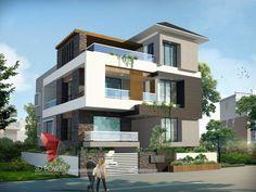 Ultra Modern Home Designs | Home Designs: Modern Home Design - 3D Power