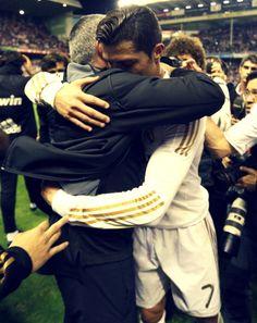 Mourinho & Ronaldo