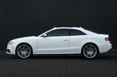 Audi A5 Coupe Picture