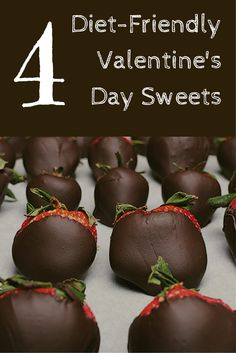 Diet-Friendly Valentine's Day Sweets