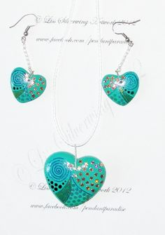 Keep your head up earring/necklace set $50.00