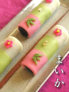 Japanese sweets ... Kotohogi