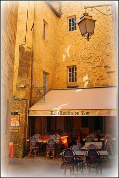 Restaurant in Sarlat