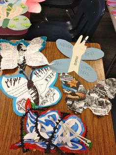 Holocaust Butterfly Project