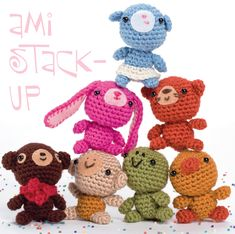 Join us for our very first crochet-along! Amigurumi is the theme, and we're celebrating with prizes, photos, and a weekend sale to kick off the party.