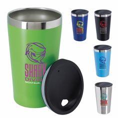 Orbit Tumbler 16 oz Promotional Giveaways, Wall Insulation, Sweat Proof, Tumbler, Mugs, Tableware, Products, Dinnerware, Drinkware