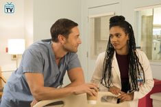 'New Amsterdam': Ryan Eggold Talks Max/Helen Relationship New Amsterdam, Series Movies, Tv Series, Sims, Image Film, Medical Drama, The Best Films, Popular Shows, People Sitting
