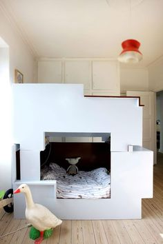 (^o^) Kiddo (^o^) Lofty ~ Kids Loft Bed ~ emmas designblogg - design and style from a scandinavian perspective