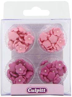 Mini Daisy Sugar Decorations - Pink Culpitt http://www.amazon.com/dp/B007AEK3RY/ref=cm_sw_r_pi_dp_LN9Jtb1Z1N13K7WH