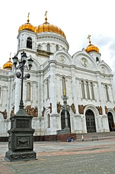 https://flic.kr/p/7jR27N | Russia_3428B - Cathedral of Christ the Saviour | PLEASE, no multi invitations in your comments. Thanks. I AM…