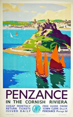 ART & ARTISTS: Railway Posters – part 4