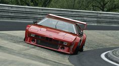 BMW M1 on the 'Ring