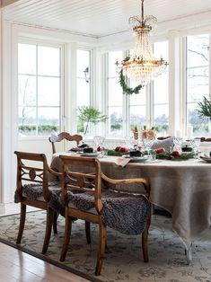 Av Anna Truelsen Foto Carina Olander I senaste numret av Allt i hemmet har Carina och jag med ett julreportage i från...