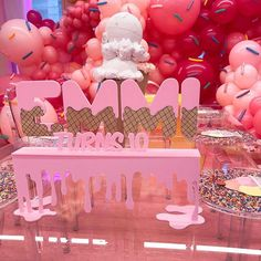 Ice Cream Museum, Plan Design, Event Decor, Have Fun, Centerpieces, How To Plan, Inspiration, Instagram, Biblical Inspiration