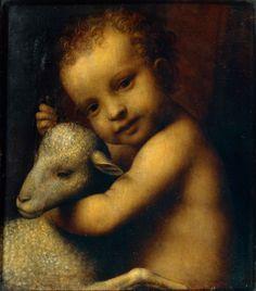 virgin holding the lamb - Google Search Painting Prints, Wall Art Prints, Canvas Prints, High Renaissance, Baby Jesus, Italian Painters, Edgar Degas, Gustav Klimt, Pablo Picasso