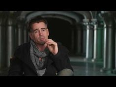 'Fantastic Beasts and Where to Find Them' on set interview: Colin Farrel...