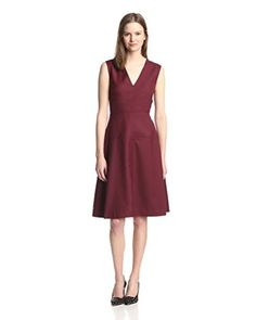 Kate Spade Saturday Women's Deep V-Neck Dress