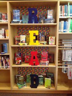 Teen library advisory group