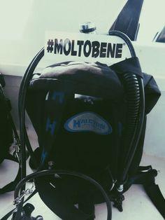 RESPIRAR, IN FONDO AL MAR #MOLTOBENE