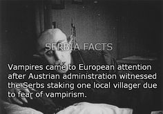 "Serbia - ""Buffy the Slayers"" paradise"