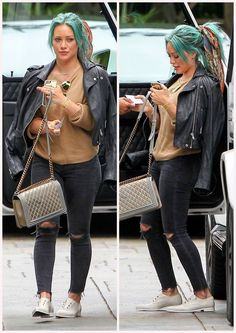 Hilary Duff out and about in LA (March 22nd, 2015)