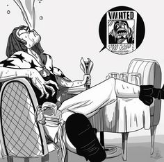 Yasopp seening his sons wanted poster i would love to see this in manga  Would make me a proud father