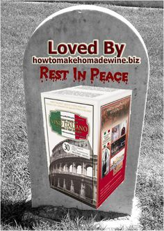 Vino Italiano Wine Kits Have Been Discontinued! Find out here on How To Make Homemade Wine! Homemade Wine, How To Make Homemade, Wine Kits, Wine Making, Canning, Home Canning, Conservation