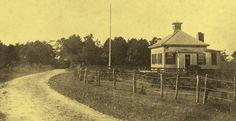 Hatchville village school.