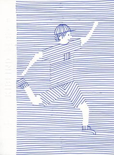 Agathe Demois Kind Of Blue, Favorite Things, Illustration, Design, Women, Art, Art Background, Kunst