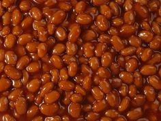 Crockpot Baked Beans >>>Ingredients: one 53-oz can of pork and beans...